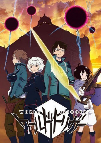 World Trigger Sub Indo Episode 1-73 Lengkap