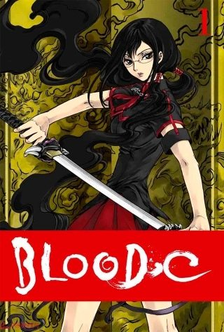 Blood C BD Sub Indo Episode 1-12 Lengkap