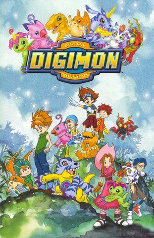 Digimon Adventure 1 Sub Indo Episode 1-54 Lengkap