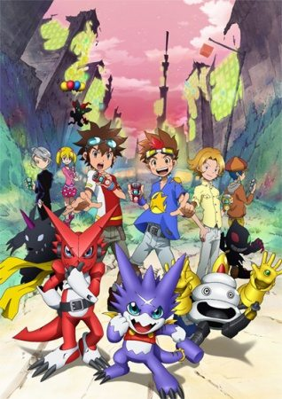 Digimon Xros Wars 2 Sub Indo Episode 1-25 Lengkap