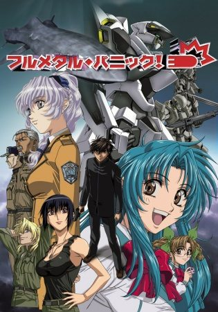 Full Metal Panic Sub Indo Batch Eps 1-24 Lengkap