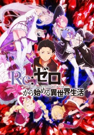 Re Zero Sub Indo Batch Eps 1-25 Lengkap