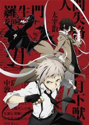 Bungou Stray Dogs Season 2 Sub Indo Batch Eps 1-2 Lengkap