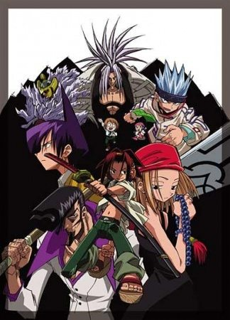 Shaman King Sub Indo Batch Eps 1-64 Lengkap