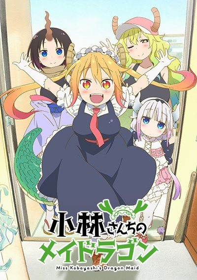 Kobayashi-san Chi no Maid Dragon Sub Indo Batch Eps 1-13 Lengkap