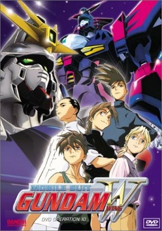 Mobile Suit Gundam Wing Sub Indo Batch Eps 1-49 + OVA Lengkap