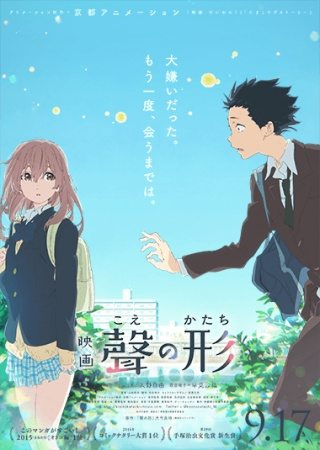 Koe no Katachi BD Sub Indo Batch Lengkap