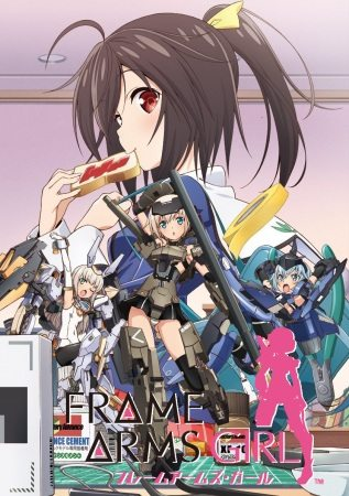 Frame Arms Girl Sub Indo Batch Eps 1-12 Lengkap